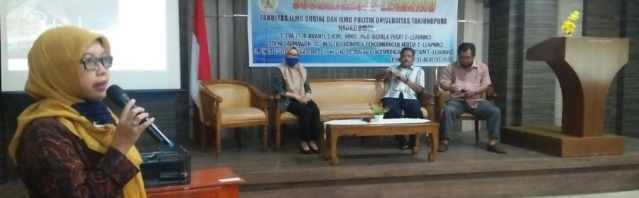e-learning fisip